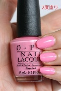 OPI(オーピーアイ) NL-N53 Suzi Nails New Orieans(スージー ネイルズ ニューオリンズ)