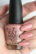 OPI(オーピーアイ)NL-A15 Dulce de Leche(ドルセ・デ・レチェ) ピンクベージュ ヌードベージュ オフィスカラー ネイルカラー