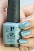 OPI(オーピーアイ)NL-P33 Alpaca My Bags(Creme)(アルパカ マイ バッグ) opi マニキュア ネイルカラー ネイルポリッシュ セルフネイル 速乾 グレー グレイッシュグリーン