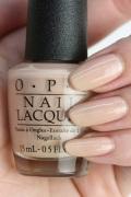 OPI(オーピーアイ) NL-P61 Samoan Sand(サアモン サンド) opi ネイル ネイルカラー ネイルポリッシュ マニキュア 検定 ヌード ベージュ ナチュラル オフィス
