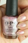 OPI(オーピーアイ)NL-T95 RUHappy2CMe(Glitter)(アーユ―ハッピートゥシーミー?)