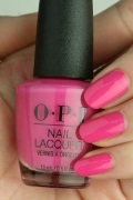 OPI(オーピーアイ) NL-L19 No Turning Back From Pink Street(Creme)(ノー ターニング バック フロム ピンク ストリート)