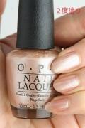 OPI(オーピーアイ)NL-R58 Cosmo Not Tonight Honey!(コスモノット トゥナイト ハニー!) opi ネイル ネイルカラー ネイルポリッシュ マニキュア ラメ パール ゴールド ブラウン