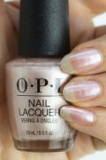OPI(オーピーアイ)NL-SH3 Chiffond of You(Pearl)(シフォンド オブ ユー) opi ネイル ネイルカラー ネイルポリッシュ マニキュア ラメ パール ベージュ 春ネイル オフィスネイル