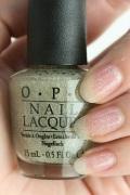 【40%OFF】OPI(オーピーアイ)  NL-Y42 Yule Love This Silver (ユール ラブ ディス シルバー グリッター)