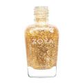 ZOYA ゾーヤ ネイルカラー ZP662 15mL MARIA-LUISA マリア・ルイーサ 自爪 の為に作られた ネイル にやさしい 自然派 マニキュア zoya セルフネイル にもおすすめ ゴールド ラメ グリッター 人気色 トップ10