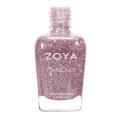 ZOYA ゾーヤ ゾヤ ネイルカラー ZP719 15mL Lux(PixieDust) ラックス 自爪 の為に作られた ネイル にやさしい 自然派 マニキュア zoya セルフネイル にもおすすめ ローズ ピンク ラメ グリッター ペディキュア