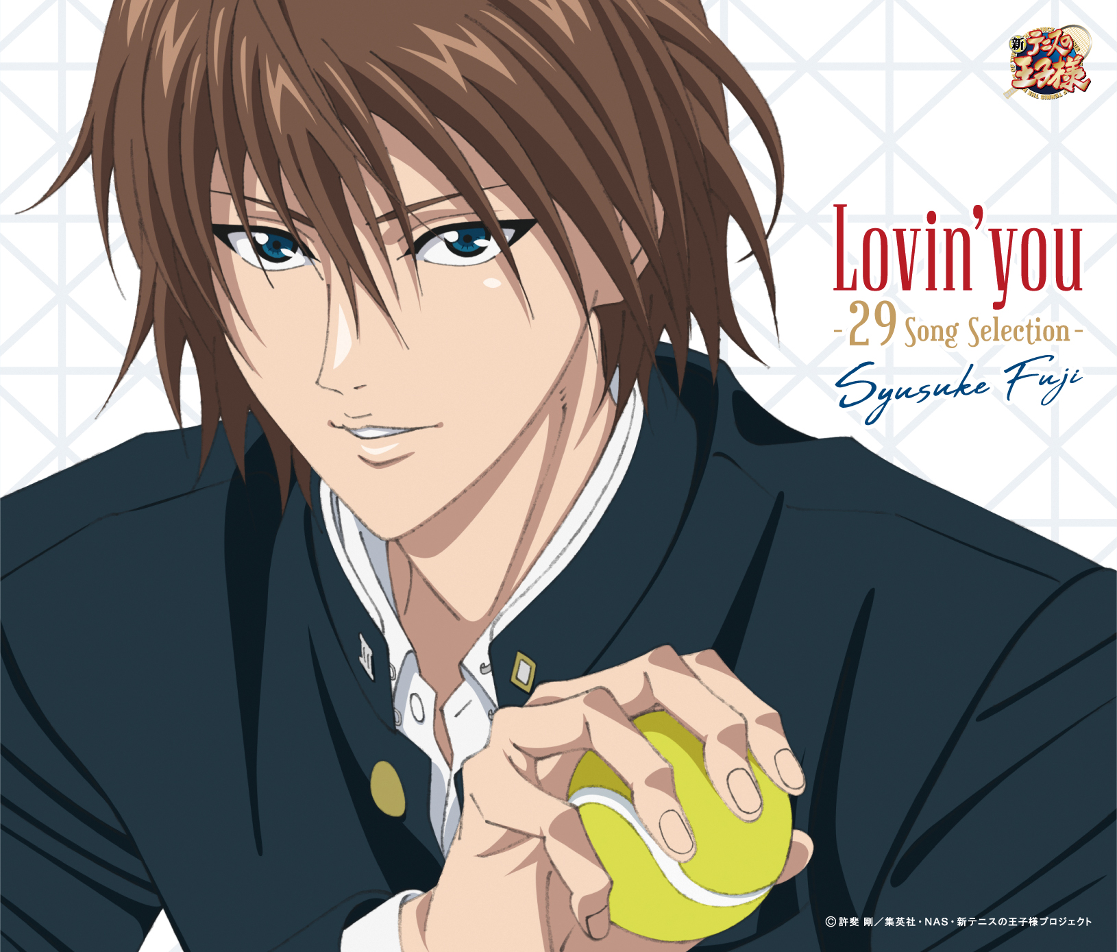 「Lovin'you-29 Song Selection-」不二周助