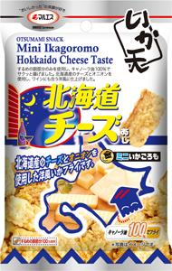 ミニいかごろも  北海道チーズあじ(内容量:27g×5袋入)