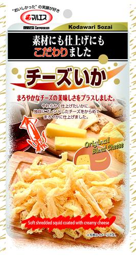 チーズいか(内容量:31g×5袋)