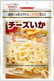 チーズいか(内容量:50g)