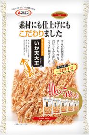 いか天大王 5袋入ビッグパック(内容量:200g(40g×5袋))