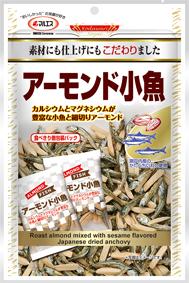 アーモンド小魚(内容量:48g(6g×8袋))