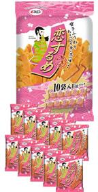 恋するめ 10袋入ビッグパック(内容量:170g(17g×10袋))