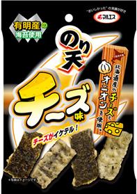 のり天(チーズ味)(内容量:24g×5袋入)