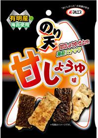 のり天(甘しょうゆ味)(内容量:24g×5袋入)