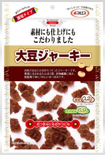 大豆ジャーキー(内容量:75g)