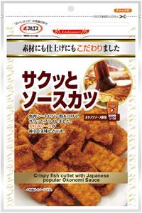 サクッとソースカツ(内容量:75g)