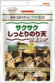 サクサクしっとりのり天 甘醤油風味(内容量:65g)