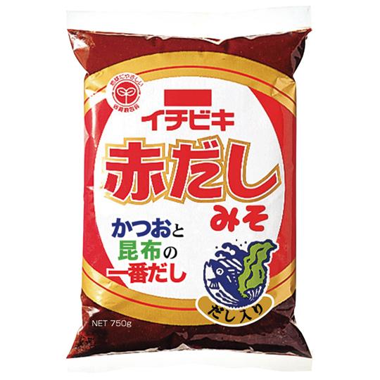赤だし (袋入り・750g)