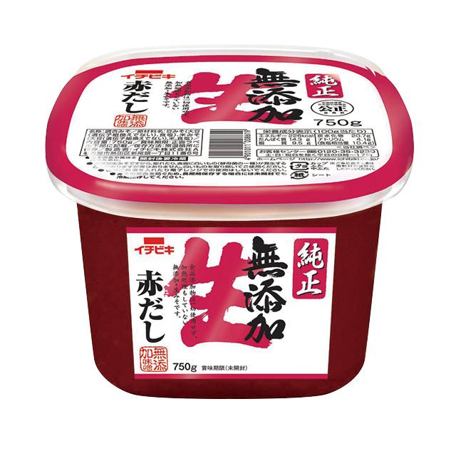 無添加生赤だし (カップ入り・750g)