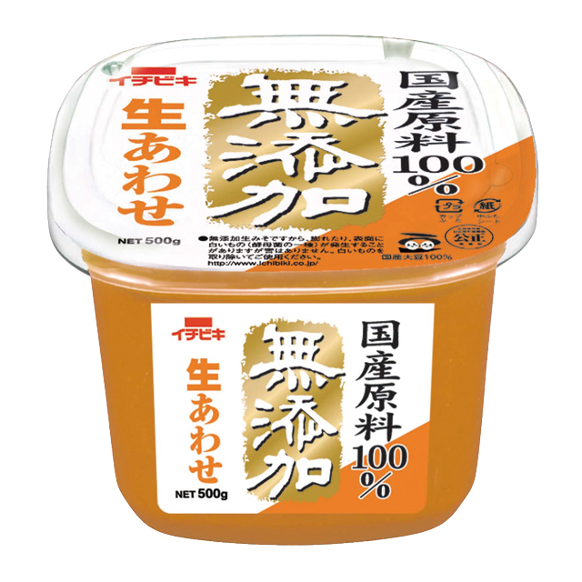 無添加国産生あわせ (カップ入り・ 500g)