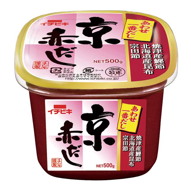 京赤だし (カップ入り・500g)