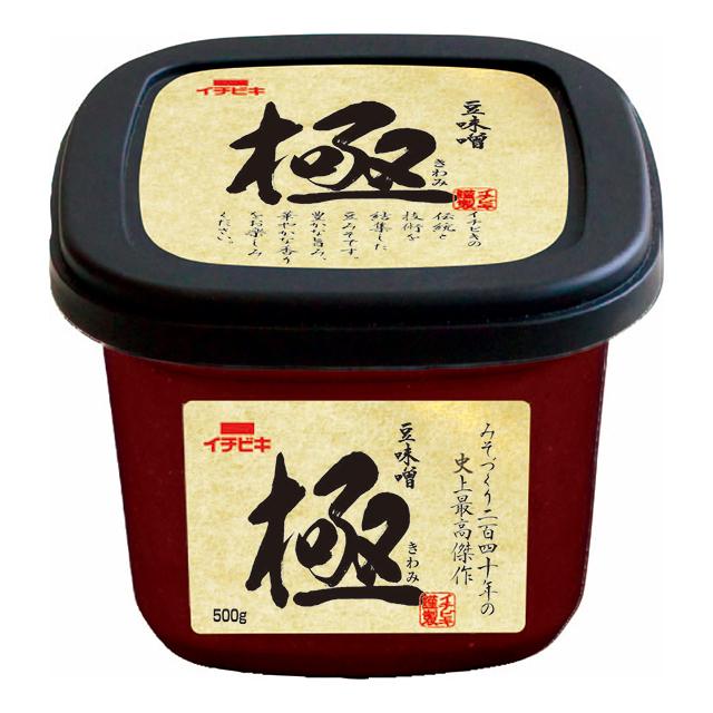 豆味噌 極 (カップ入り・500g)