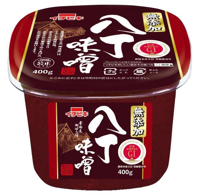 無添加八丁味噌 (カップ入り・400g)