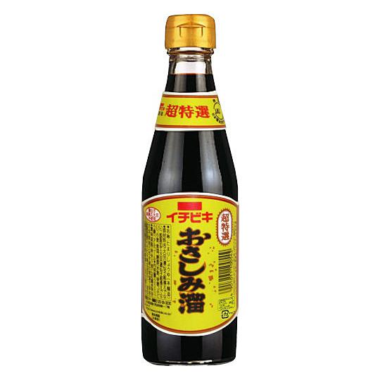 超特選おさしみ溜 (ビン入り・300ml)