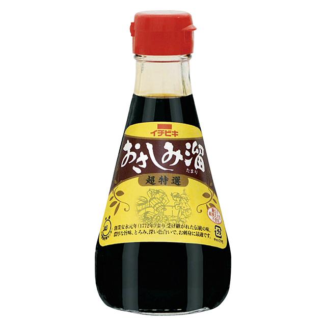超特選おさしみ溜 (ビン入り・200ml)