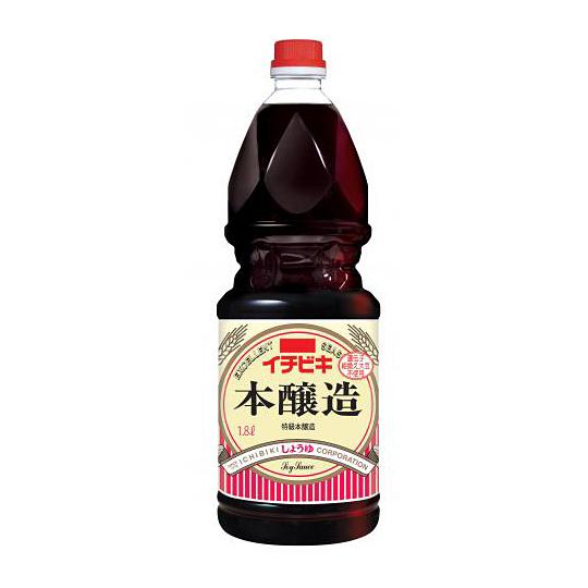 本醸造しょうゆグリップパック (1.8L×6本)
