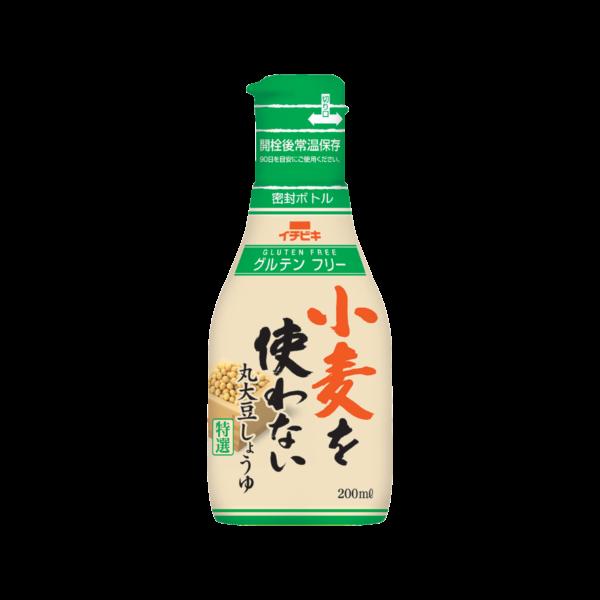 卓上しょうゆ 小麦を使わない丸大豆しょうゆ (200ml)