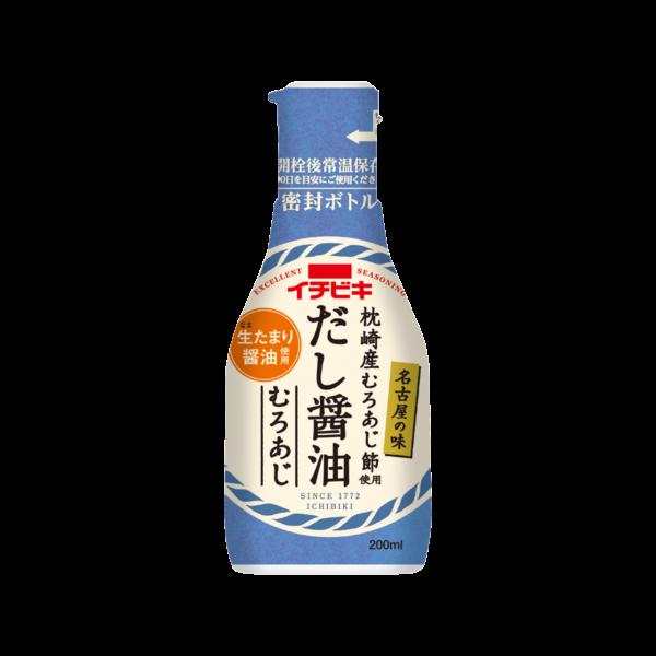 卓上しょうゆ だし醤油むろあじ (200ml)