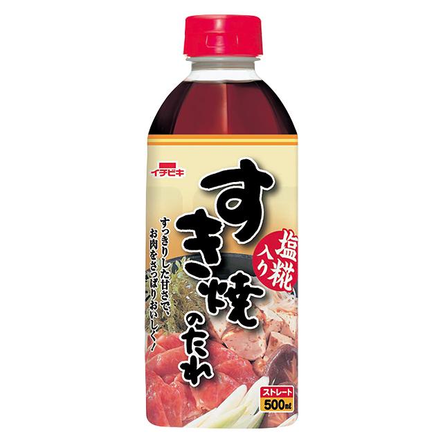 すき焼きのたれ (ペットボトル・500ml)