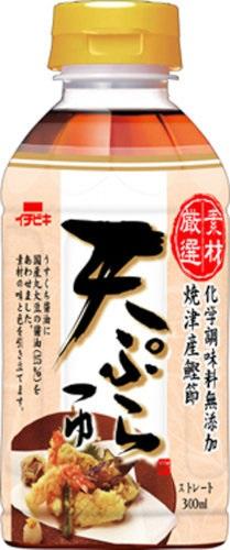 素材厳選天ぷらつゆ (300ml×12)