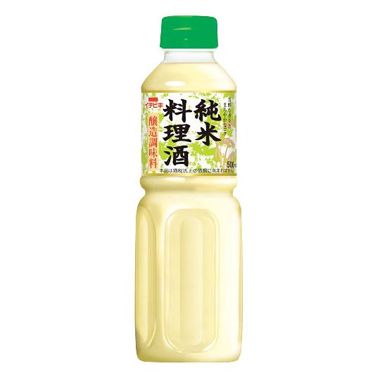 純米料理酒 (ペットボトル・500ml×12本)