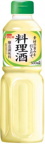 料理酒 (ペットボトル・500ml×12本)