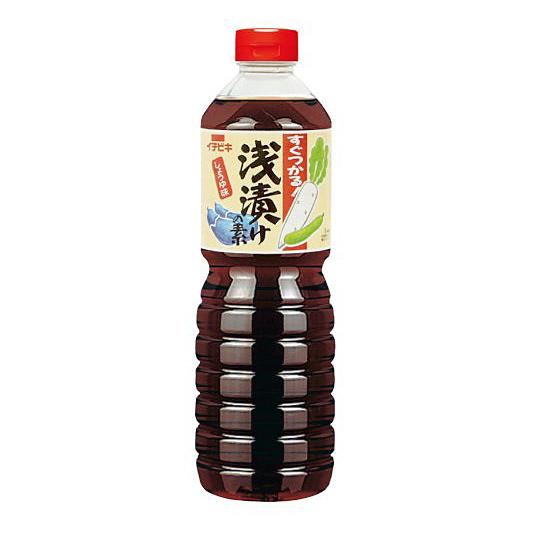 浅漬けの素しょうゆ味 (ペットボトル・1L×8本)