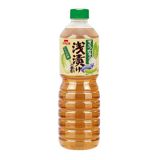 浅漬けの素こんぶ味 (ペットボトル・1L×8本)