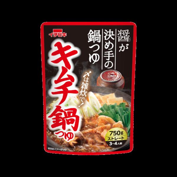 キムチ鍋つゆ 750g