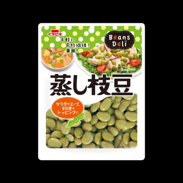 蒸し枝豆 60g×12