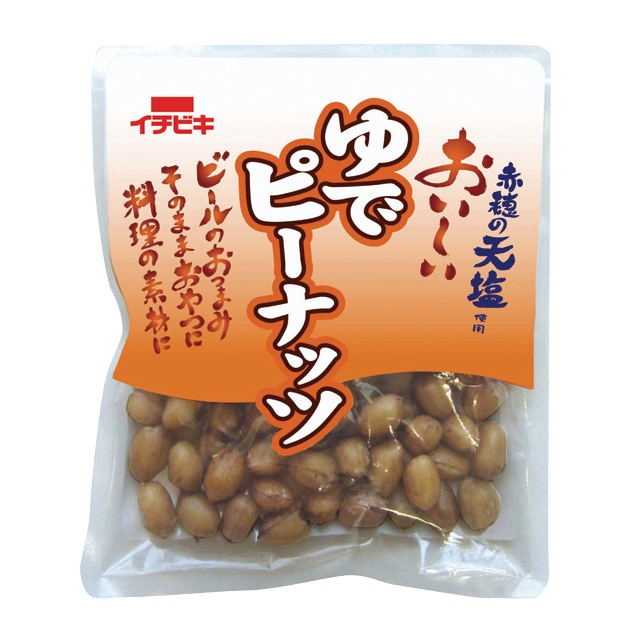 ゆでピーナッツ 60g×12
