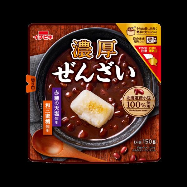 濃厚ぜんざい (150g×10)