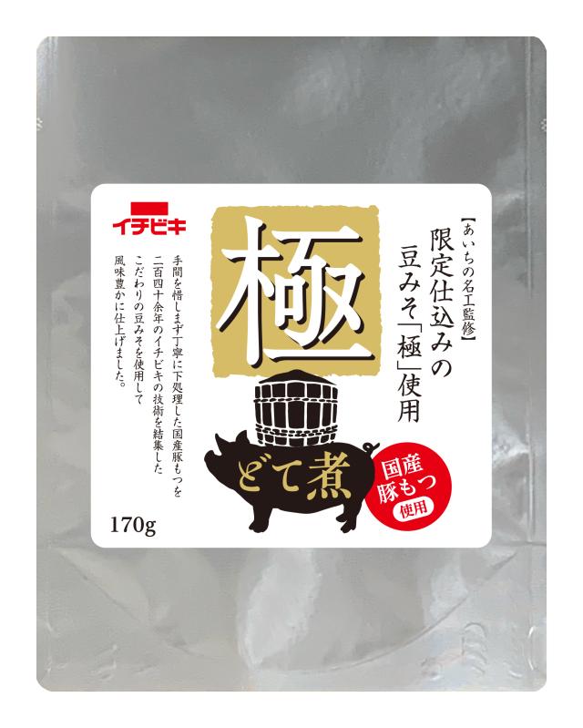 極どて煮 (170g)