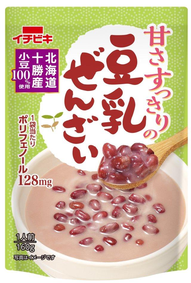 豆乳ぜんざい (160g)