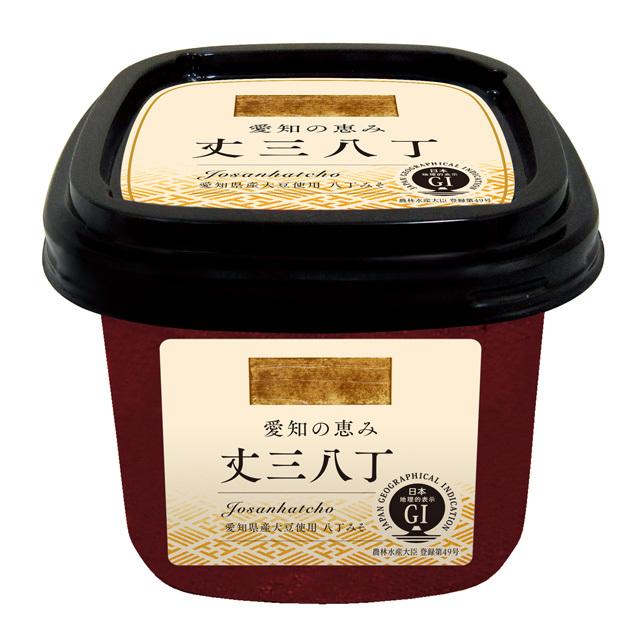 百周年記念商品/愛知の恵(めぐみ)丈三八丁[豆みそ] 500g