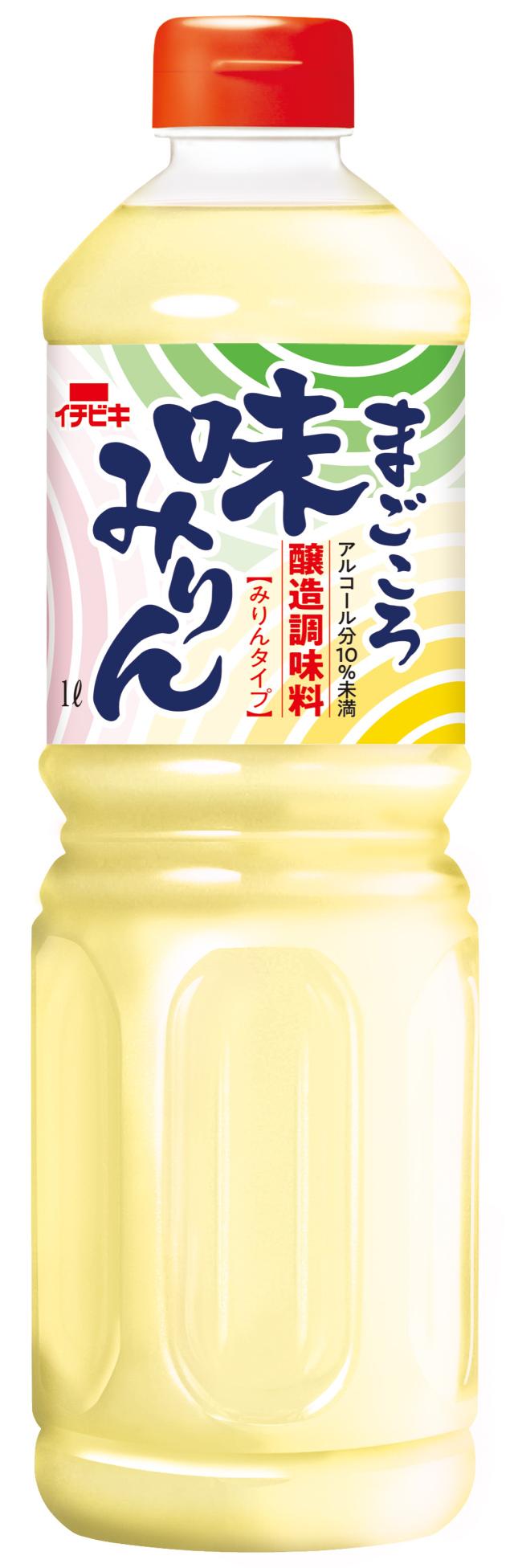 まごごろ味みりん (ペットボトル・1L×8本)
