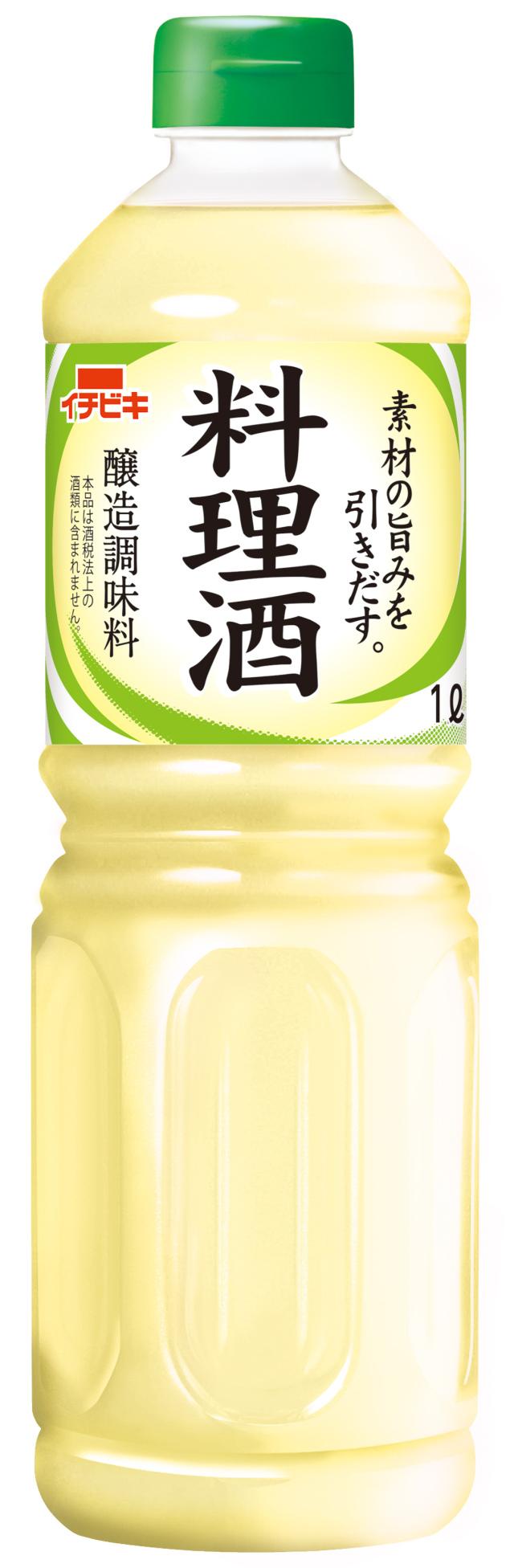 料理酒 (ペットボトル・1L×8本)