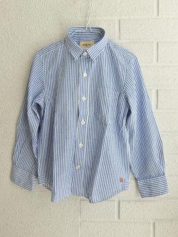 ベルギー子供服 bellerose kids ベルローズキッズ ボーイズ゙ ストライプシャツ